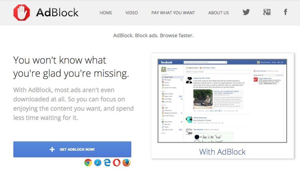 Quais são os melhores bloqueadores de anúncios e pop-ups de 2020? -  Privacidade de Pixel